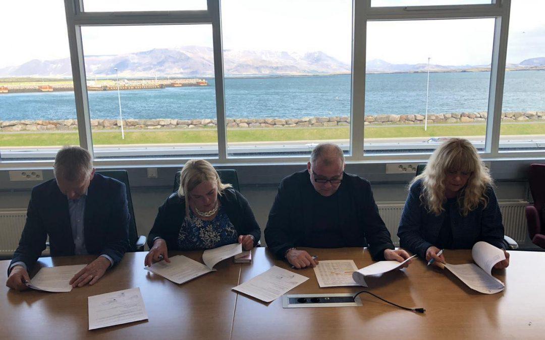 Sterkir bakhjarlar að Hátíð hafsins í Reykjavík