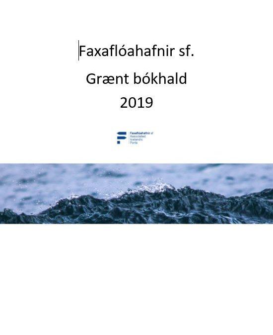 Grænt bókhald 2019